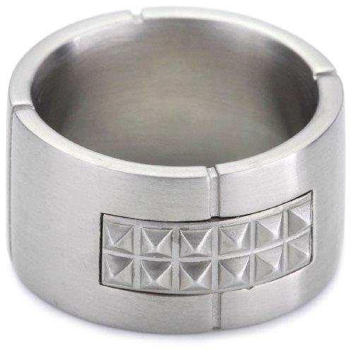 Esprit Ring Edelstahl RW 20 rocks S.ESRG11334A200