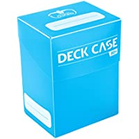 Ultimate Guard Deck Case 80+ Standard Taglia Light Blue Ultimate Guard