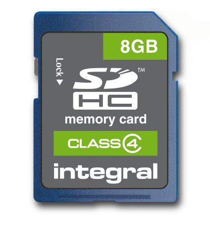INSDH8G4 SecureDigital-Cards