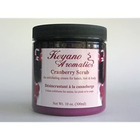 Keyano Cranberry Scrub 300ml - Keyano Cranberry