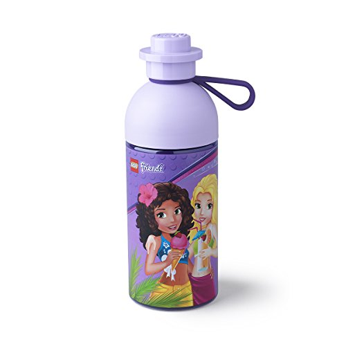LEGO Friends Hydrationsflasche 0,5L lila