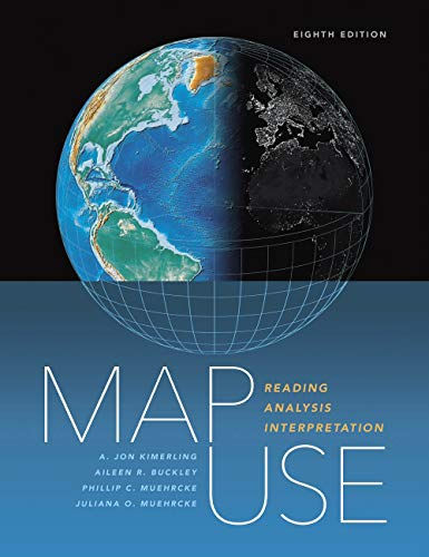Map Use: Reading, Analysis, Interpretation (English Edition)
