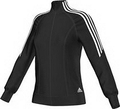 Adidas veste de survêtement pour femme response Schwarz/Weiß