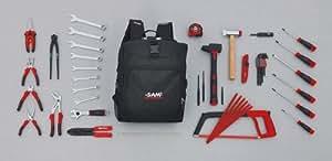 Sam outillage - CP-51BAG - Le sac à dos de 51 outils pour le technicien de maintenance industrielle