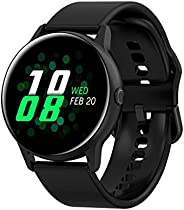 OPTA SB-155 Alauda Bluetooth Fitness Watch with All Day Heart Rate and Activity Tracking Smart Band for Androi