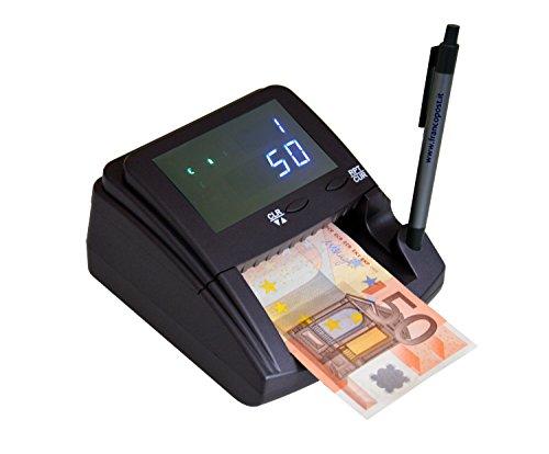Francopost SPEEDY Verifica Banconote con Batteria