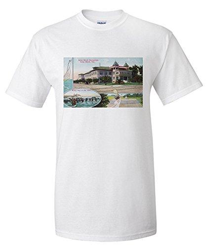 long-beach-california-exterior-view-of-the-long-beach-sanitarium-premium-t-shirt