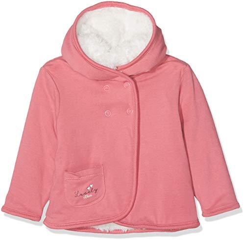 s.Oliver Baby - Mädchen Sweatjacke 65.809.43.3334 (Pink 4365), 80