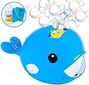 Bubble-Machine for Kids Automatic Bubble Blower Maker Over 2000 Bubbles Per Minute Bubble Machine for Parties