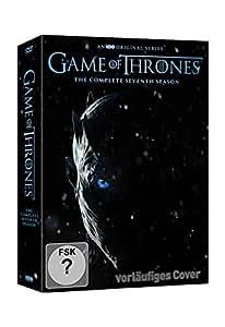 game of thrones die komplette 7 staffel 4 dvds amazon. Black Bedroom Furniture Sets. Home Design Ideas