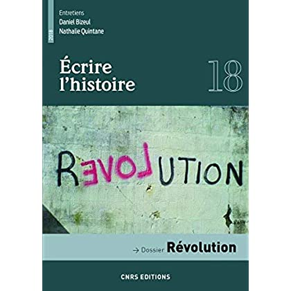 Ecrire l'histoire - numéro 18 Révolution (18)