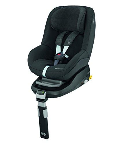 Bébé Confort Siège-auto Pearl Groupe 1 Nomad Black, 9 à 18KG, Primé 4 étoiles sécurité