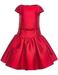 MONNALISA - Robe - Fille rouge rouge