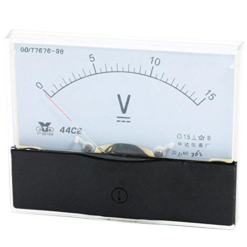 Dc Analog-voltmeter (Analog Voltmeter Meter Voltmeter DC Messbereich 44C2 0-15 V)