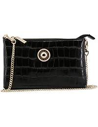 Women Clutch Bag Versace Jeans Black Women Genuine Designer Clutch Bag 2786b328fd051