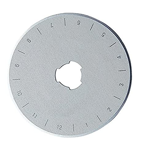 DAFA 60 mm Rotary Cutter Replacement Blade, Silver