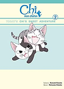 Chi - mon chaton Edition simple Tome 2