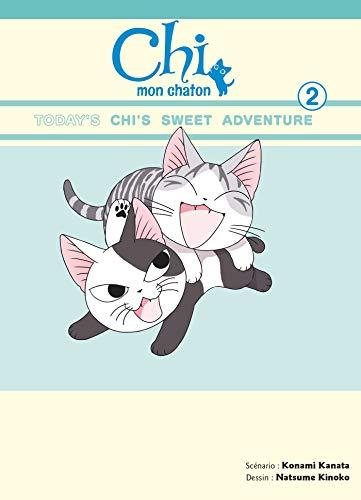 Chi - mon chaton Edition simple Tome 2