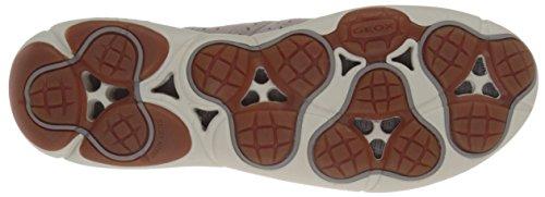 Geox Nebula D621ED Damen Sneakers Hellgrau