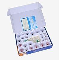 Kays Schröpfen Set 24 Schröpfen Tassen Chinesische Massage Medical Schröpfen Set Saugakupunktur, Für Rücken/Nackenschmerzen... preisvergleich bei billige-tabletten.eu