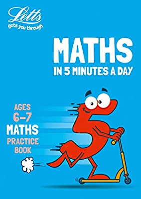 Letts maths in 5 minutes – Letts maths in 5 minutes age 6-7 by Letts