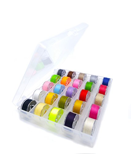25-pcs-prewound-thread-bobbins-sewing-machine-spools-cases-set-of-1at-the-same-time-have-25-color-se