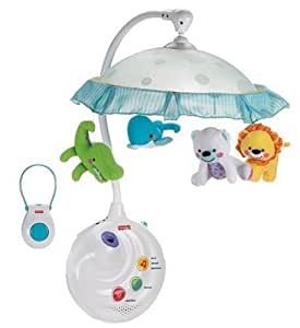Fisher-Price Precious Planet 2-in-1 Projection Mobile by Fisher-Price (English Manual)