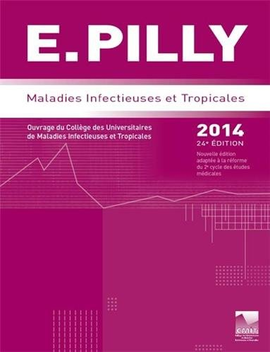 E Pilly et ECN Pilly 2014 : Maladies infectieuses et tropicales