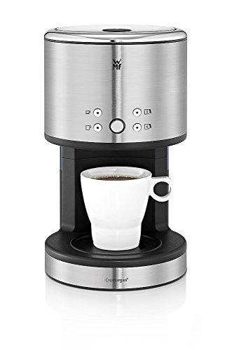 WMF KÜCHENminis 1-Tasse Kaffeemaschine AromaOne Filterkaffeemaschine Glaskanne 1-4 Tassen...