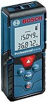 Bosch Professional GLM 40 Laser-Entfernungsmesser, 0,15 - 40 m Messbereich, 2x1,5 V LR03, AAA Batterien, Schutztasche,