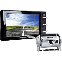 Dometic PerfectView RVS 580 Rückfahrkamerasystem mit Shutterkamera, Monitor 12,7 cm