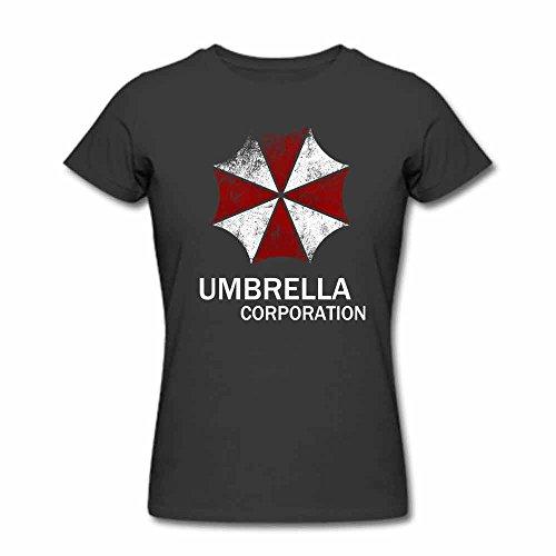 Hot Sale Resident Evil Umbrella Corporation T-Shirt for Womens M