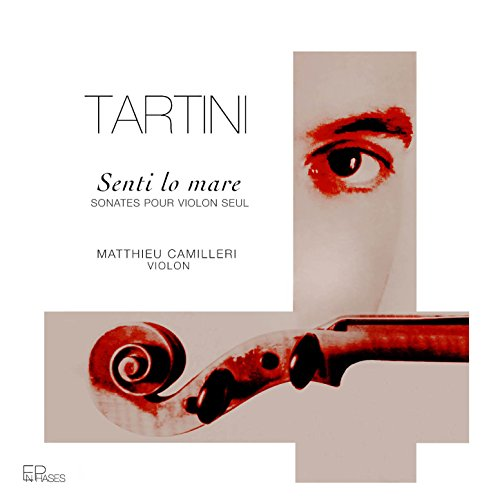 Sonata in E Minor: II. Allegro (Based on Giuseppe Tartini's Motif from Padua Manuscript)