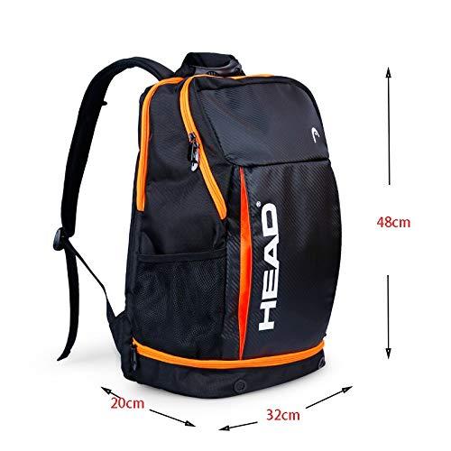 Zoom IMG-2 hamiss head tennis racket bag