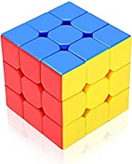 Cartup High Stability Speed Cube, Rubik Cube High Speed, Cube (3x3x3 Cube)