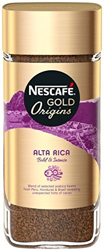 Nescafe Alta Rica Signature Jar 100g pack 6 (Jar Alte)