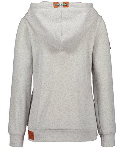 UMe - Sweat-shirt - Femme gris clair