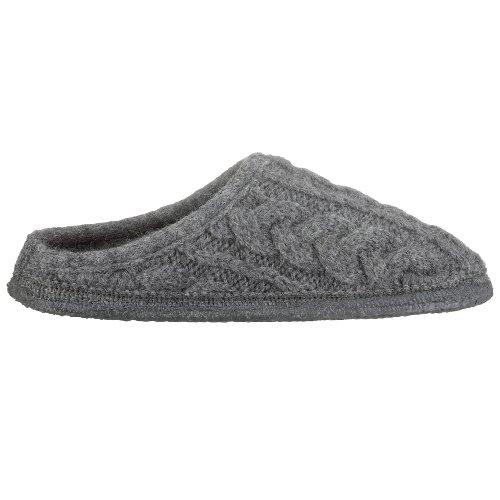 Giesswein Neudau, Chaussures de ville mixte adulte Gris (017 Schiefer)