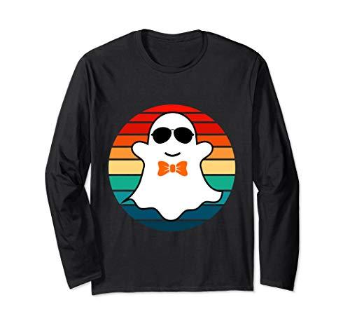 Lustig Boo Halloween Kostüm perfekte Halloween Geschenkidee  Langarmshirt