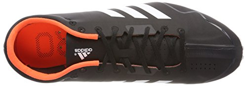 adidas Adizero Prime SP, Scarpe da Atletica Leggera Unisex – Adulto Nero (Core Black/orange)