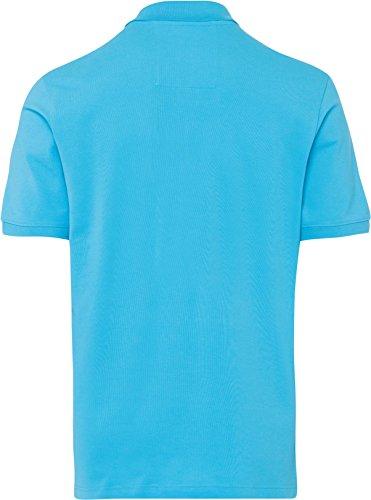 Brax Herren Poloshirt Blau (Fresh 27)