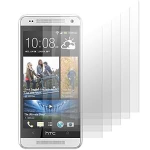 HTC One Mini Displayschutzfolie - 5 Stück - Premium Folien Kristallklar für HTC One mini M4