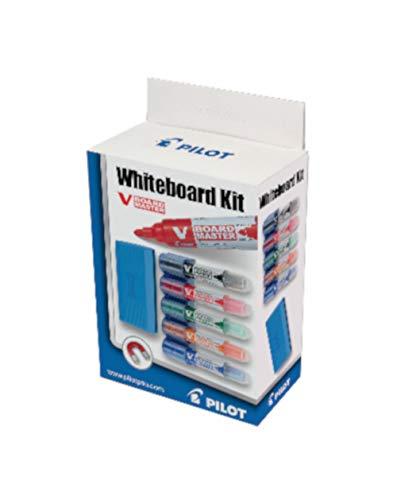 Pilot 5er Set V Board Master (Whiteboard Kit)