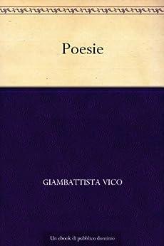 Poesie di [Vico, Giambattista]