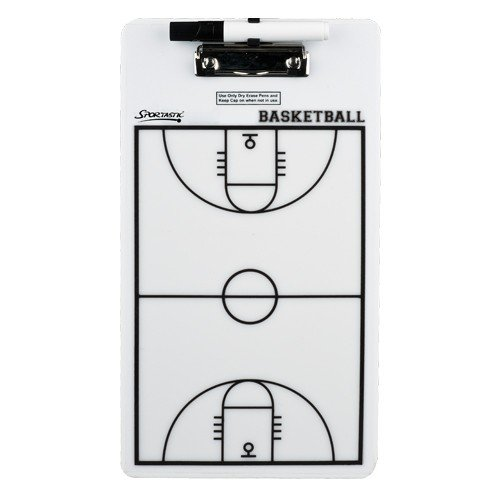 Clipboard Basketball (Taktik Clipboard Basketball - Ideal für Arbeiten am Spielfeldrand)