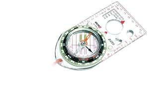 Recta bussola per sport e orientamento elite global dt420g for Bussola amazon