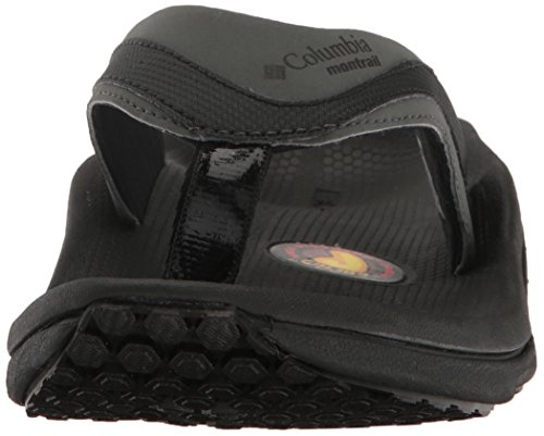 Columbia Molokai II Sandals Men black/black 2017 Sandalen Black, Black
