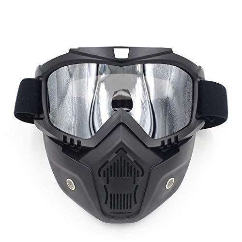 ANSKT Off-Road-Maske Motorrad Windschutzscheibe Brille