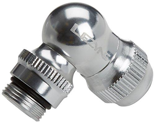 Lezyne Adapter Slip Fit Chuck, Silber-Glänzend, 1-PRESTA-V1AL06 (Abs-slip)