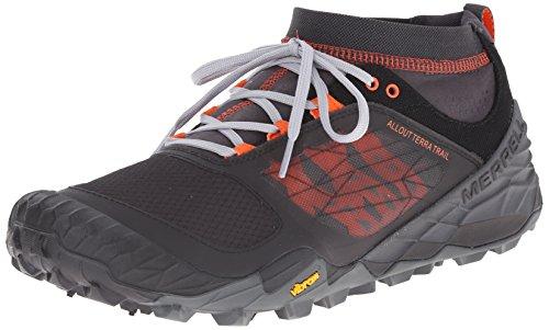 Merrell ALL OUT TERRA TRAIL, Chaussures de trail homme Black Orange